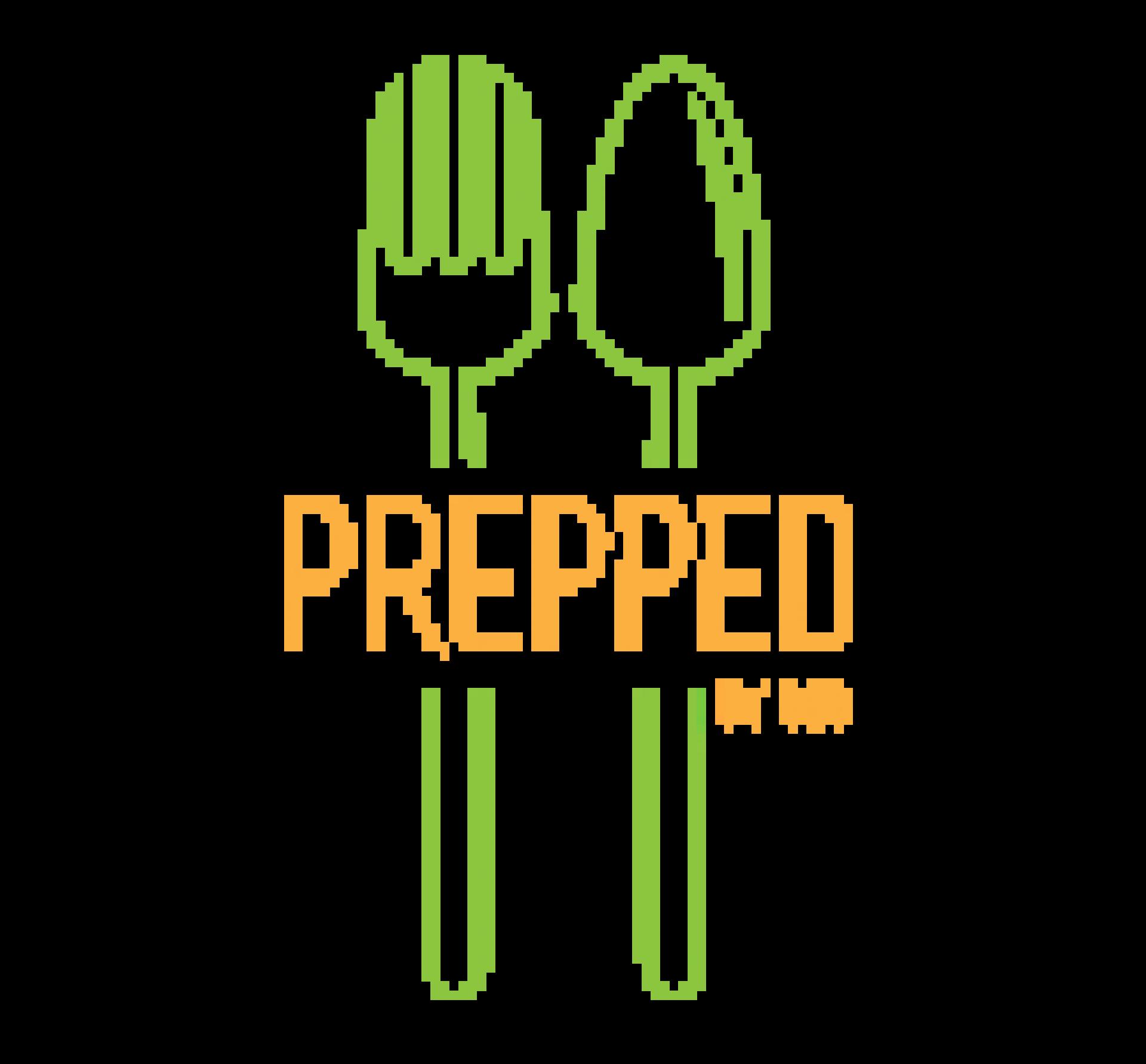 Prepped by Bec logo